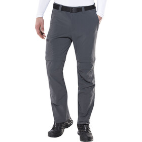 Maier Sports Tajo 2 Zip-Off Trousers Men, graphite
